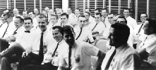 team briefing 1962